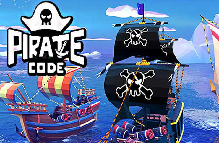 Gambar : Pirate Code – PvP Battles at sea (androidgames)