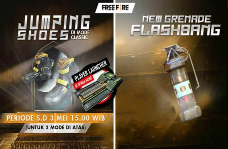 flash bang free fire