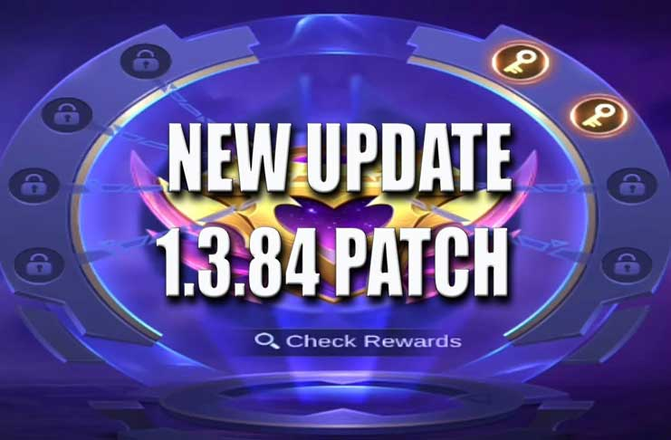 update mobile legends 1.3.84