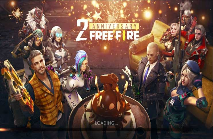 cara download advance server free fire