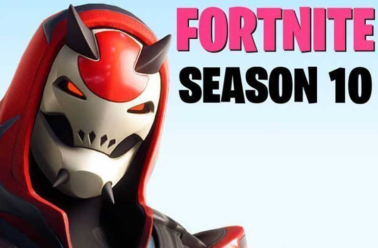 panduan misi fortnite season 10
