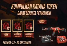 event blood revenge free fire