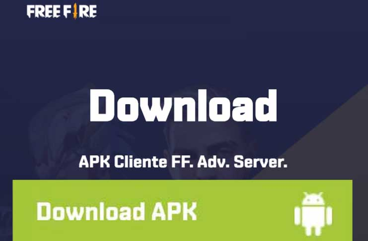 advance server free fire oktober 2019