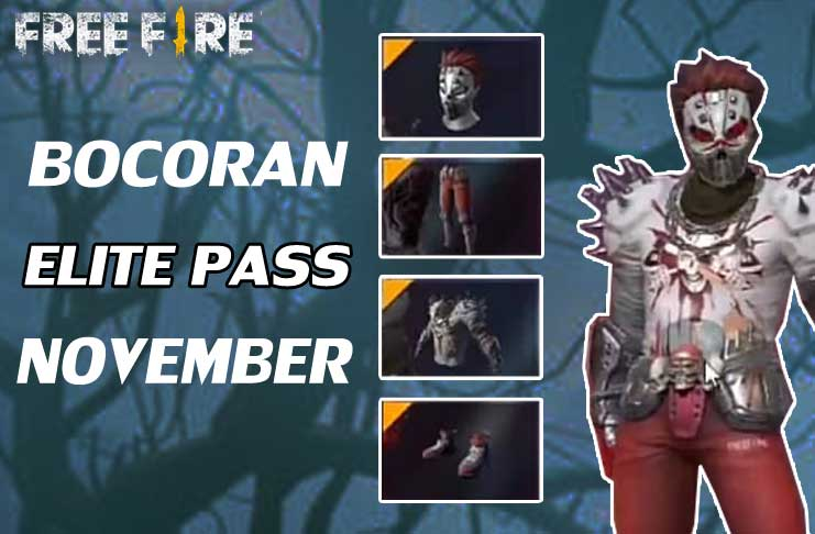 bocoran elite pass free fire november