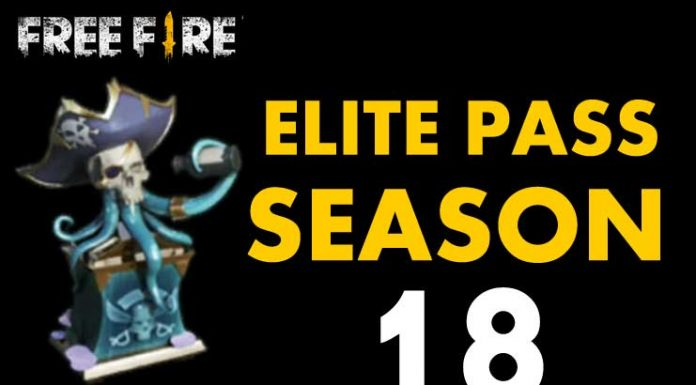 elite pass free fire season 18