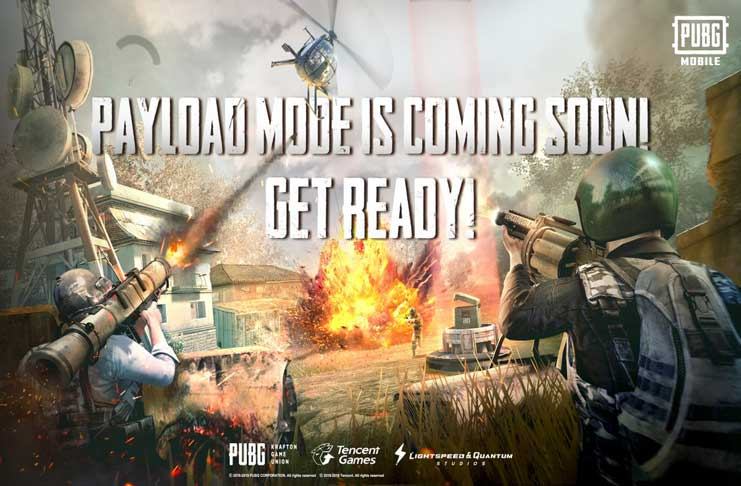 mode payload pubg mobile