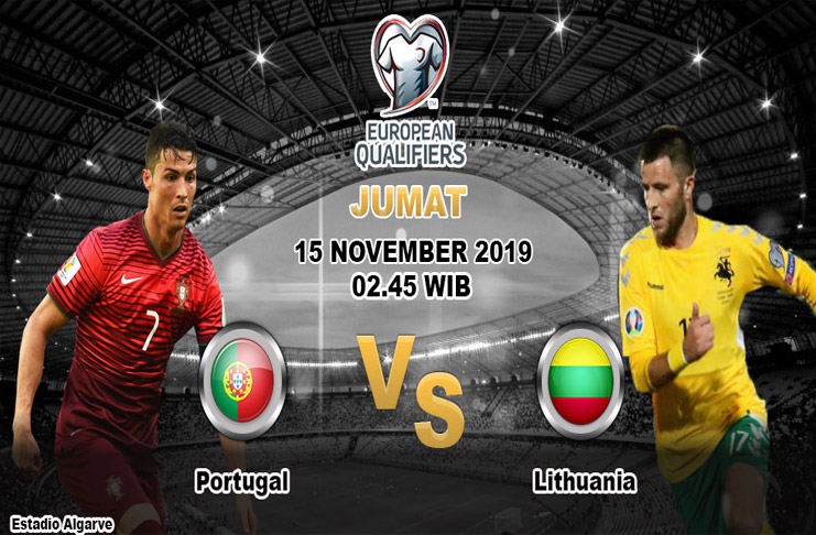 Portugal vs Lithuania